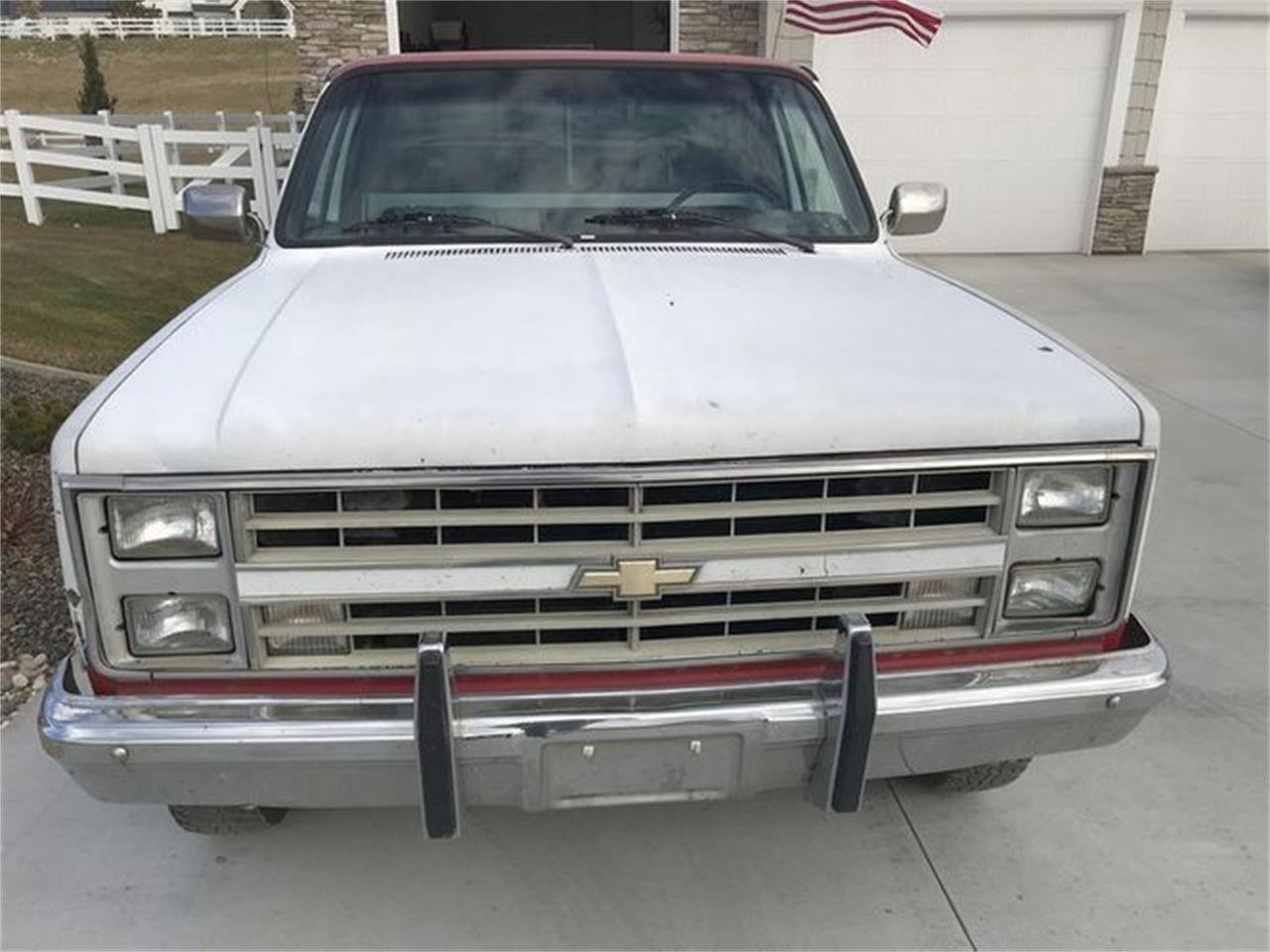 1985 Chevrolet C/K 2500 (CC-1419953) for sale in Cadillac, Michigan
