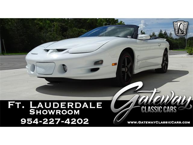 2000 Pontiac Firebird Trans Am (CC-1419957) for sale in O'Fallon, Illinois
