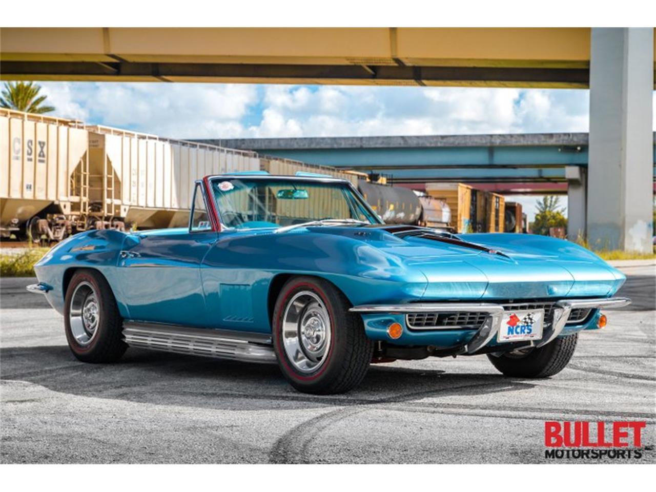 1967 Chevrolet Corvette (CC-1419965) for sale in Fort Lauderdale, Florida