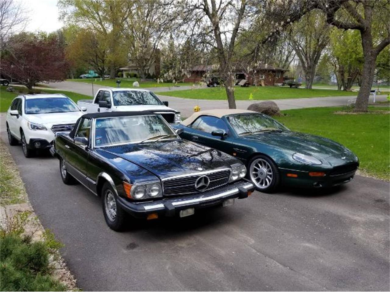 1978 Mercedes-Benz 450SL (CC-1419967) for sale in Cadillac, Michigan