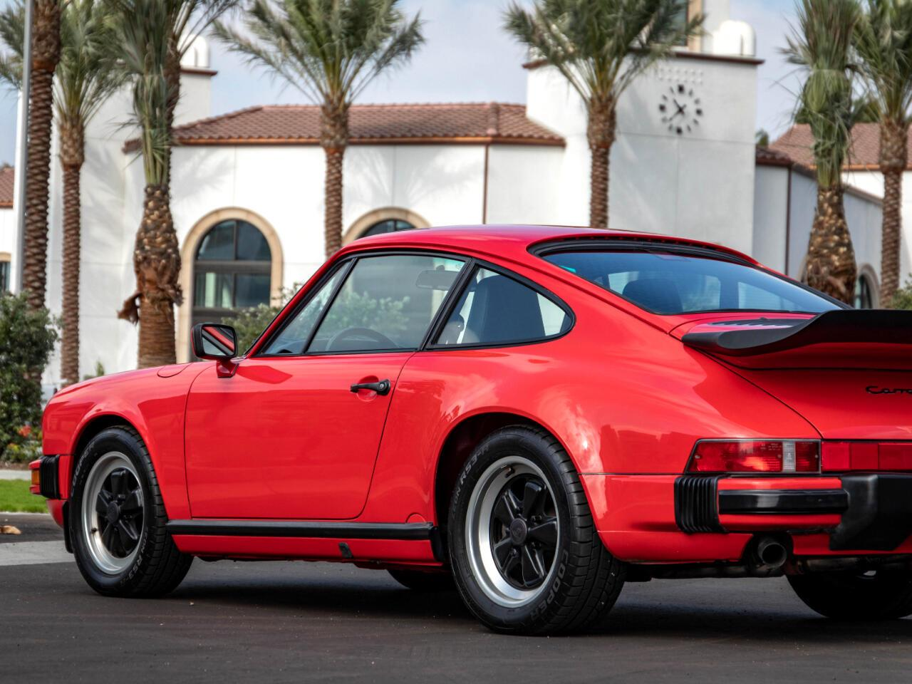 1988 Porsche 911 Carrera (CC-1419968) for sale in Marina Del Rey, California