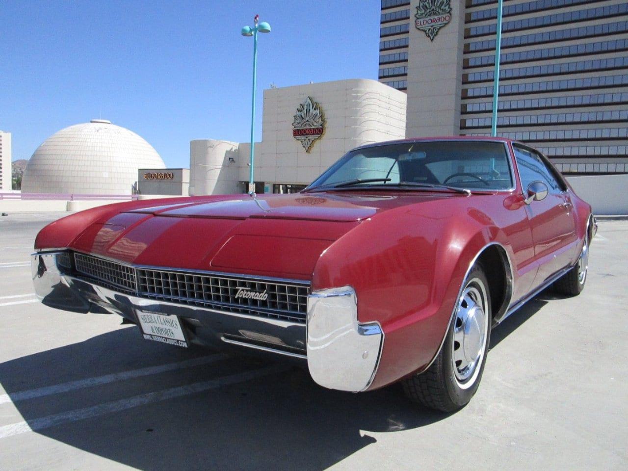 1967 Oldsmobile Toronado (CC-1410997) for sale in Reno, Nevada