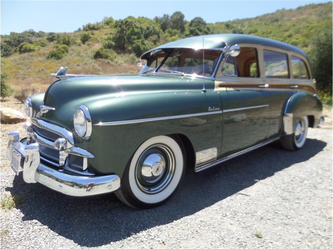 1950 Chevrolet Styleline (CC-1410998) for sale in Laguna Beach, California