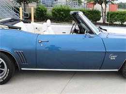 1969 Chevrolet Camaro (CC-1419984) for sale in O'Fallon, Illinois