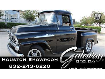 1958 Chevrolet Apache (CC-1419988) for sale in O'Fallon, Illinois
