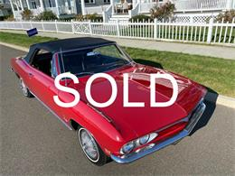 1969 Chevrolet Corvair (CC-1419990) for sale in Milford City, Connecticut