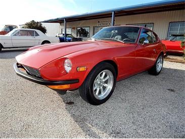 1974 Datsun 260Z (CC-1419991) for sale in Wichita Falls, Texas