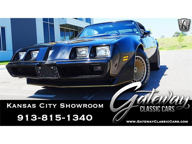 1980 Pontiac Firebird Trans Am (CC-1419998) for sale in O'Fallon, Illinois