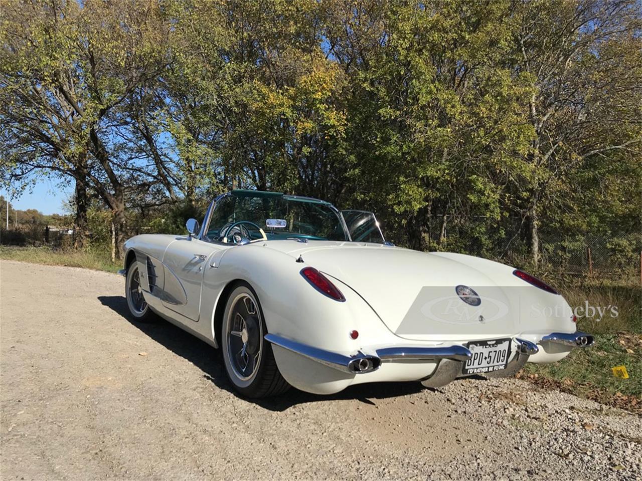 1959 Chevrolet Corvette (CC-1419999) for sale in Hershey, Pennsylvania