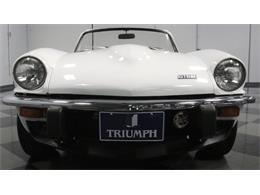 1977 Triumph Spitfire (CC-1421002) for sale in Lithia Springs, Georgia