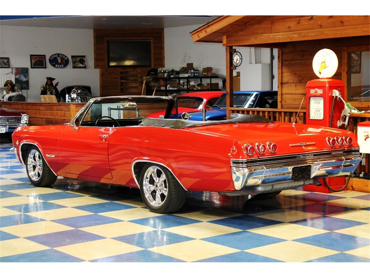 1965 Chevrolet Impala (CC-1420101) for sale in New Braunfels , Texas
