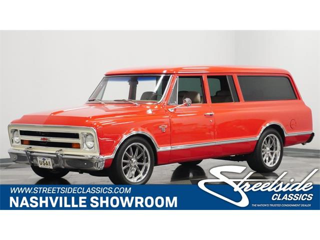 1967 Chevrolet Suburban (CC-1421014) for sale in Lavergne, Tennessee
