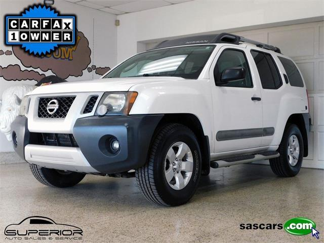 2011 Nissan Xterra (CC-1421017) for sale in Hamburg, New York