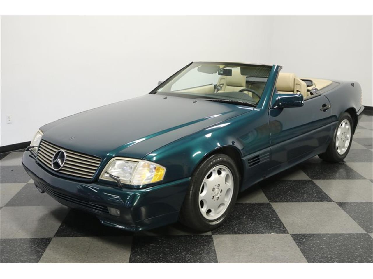 1995 Mercedes-Benz 320SL (CC-1421018) for sale in Lutz, Florida