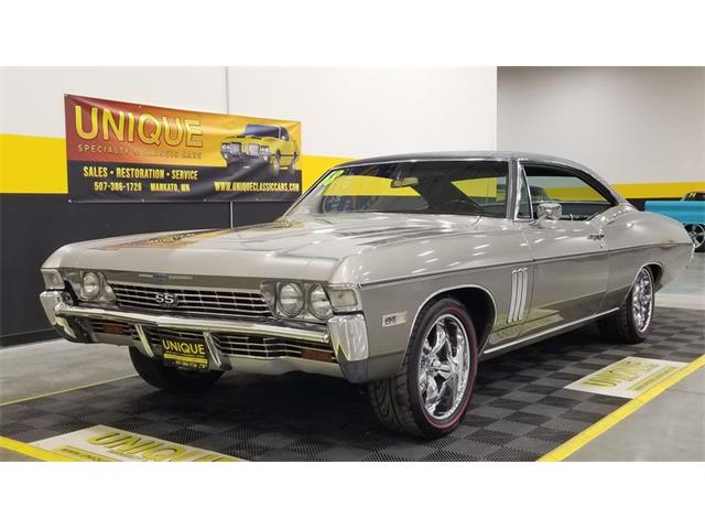 1968 Chevrolet Impala (CC-1421021) for sale in Mankato, Minnesota