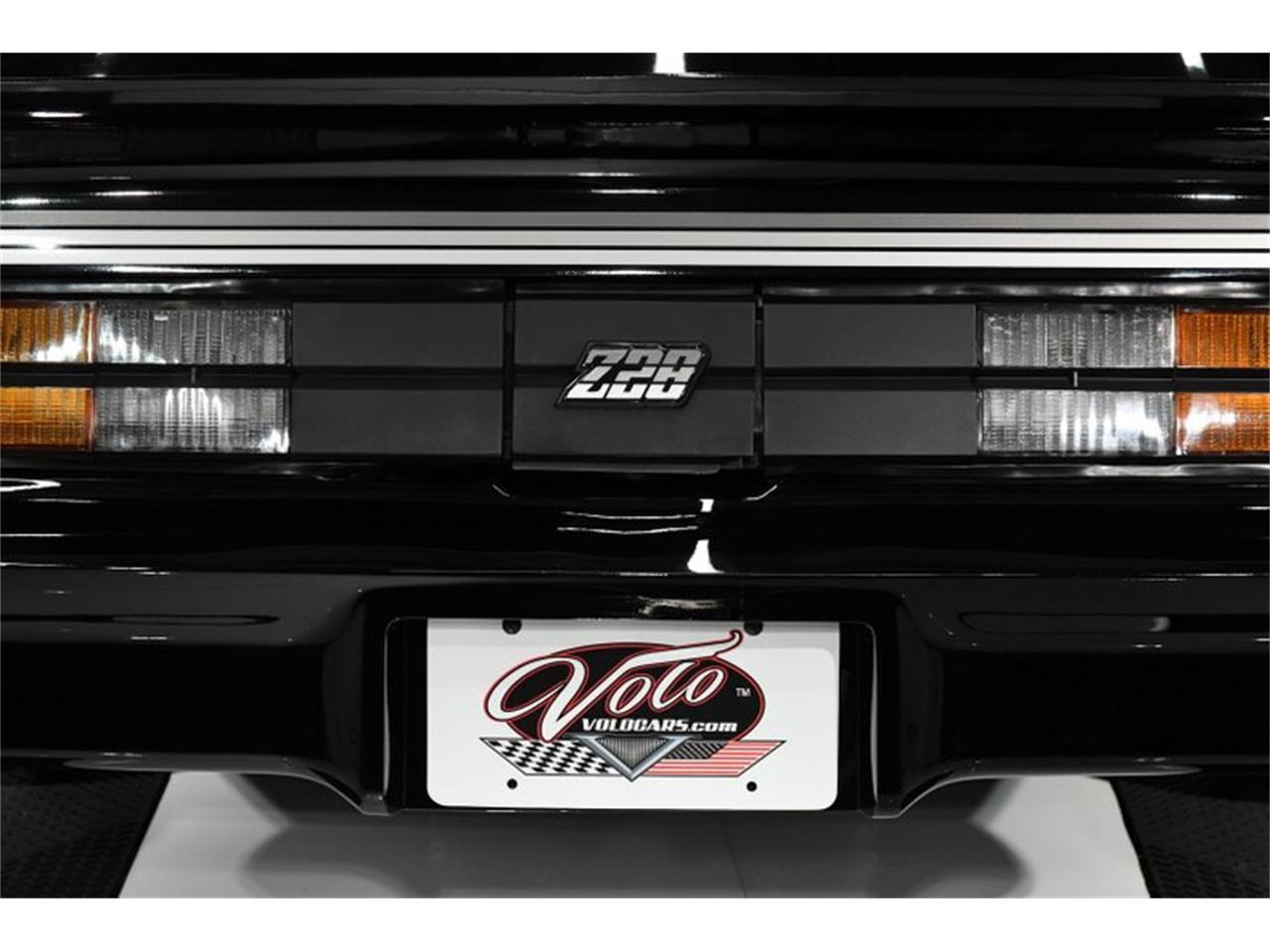 1981 Chevrolet Camaro (CC-1421026) for sale in Volo, Illinois