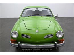 1972 Volkswagen Karmann Ghia (CC-1421027) for sale in Beverly Hills, California