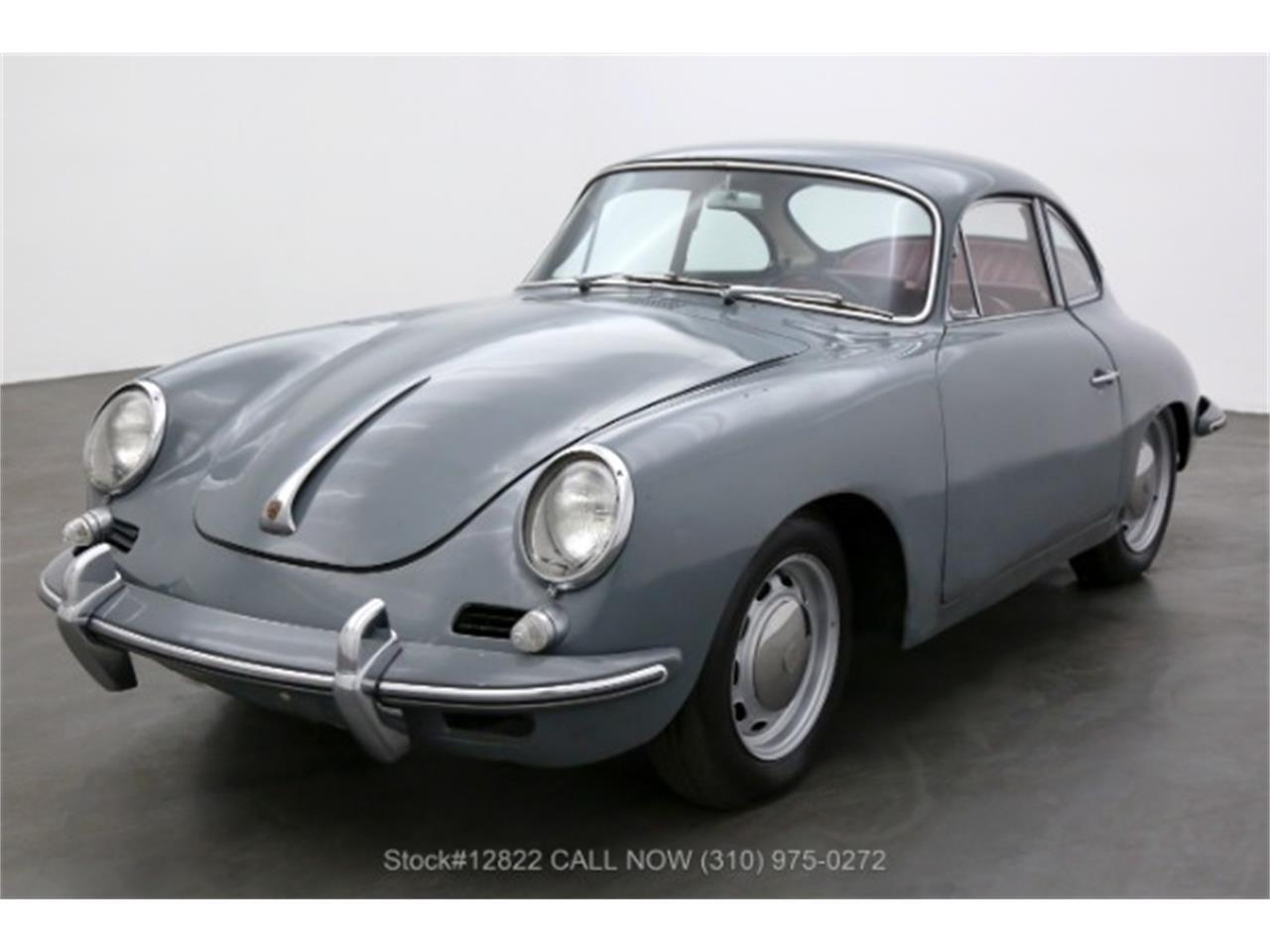 1965 Porsche 356C (CC-1421029) for sale in Beverly Hills, California