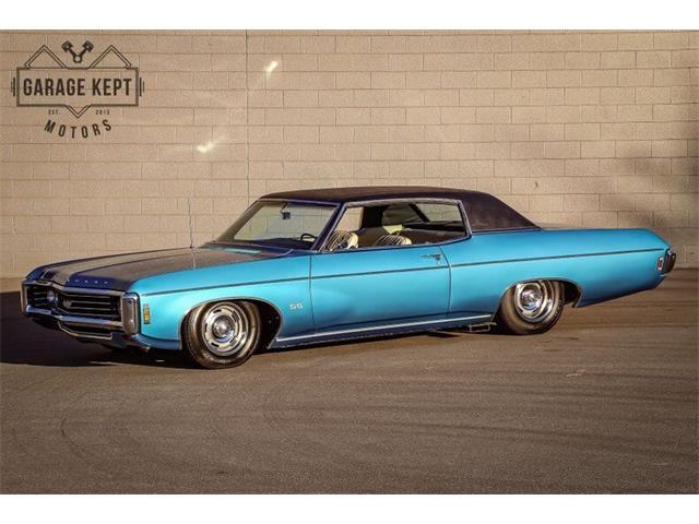 1969 Chevrolet Impala (CC-1421038) for sale in Grand Rapids, Michigan
