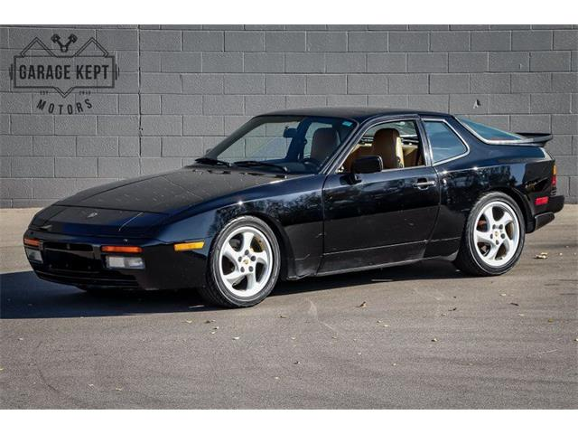 1986 Porsche 944 (CC-1421041) for sale in Grand Rapids, Michigan