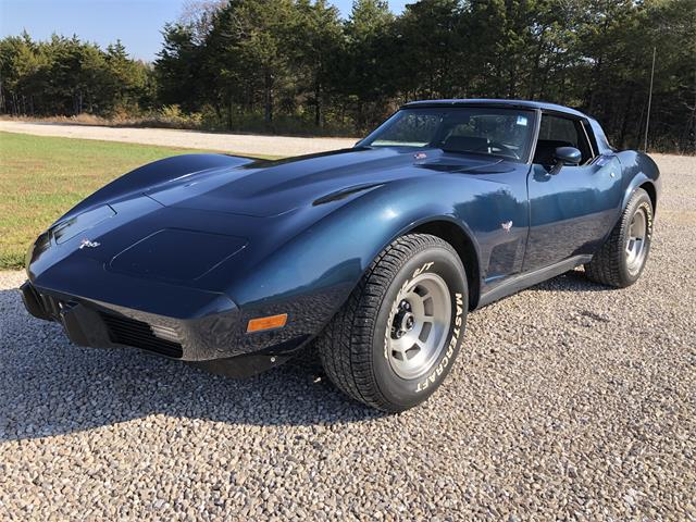 1979 Chevrolet Corvette (CC-1420105) for sale in Jefferson City , Missouri