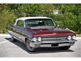 1962 Cadillac Series 62 (CC-1421056) for sale in Punta Gorda, Florida