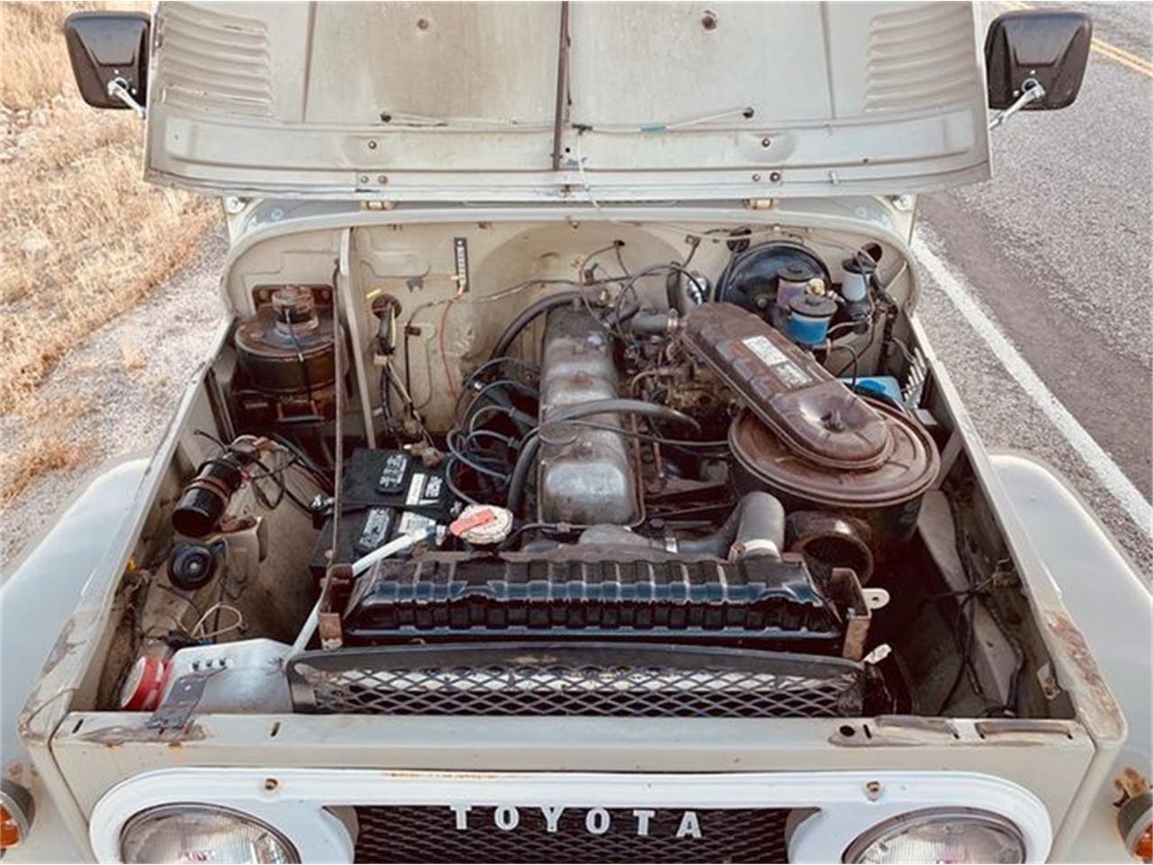 1971 Toyota Land Cruiser FJ (CC-1421066) for sale in Cadillac, Michigan