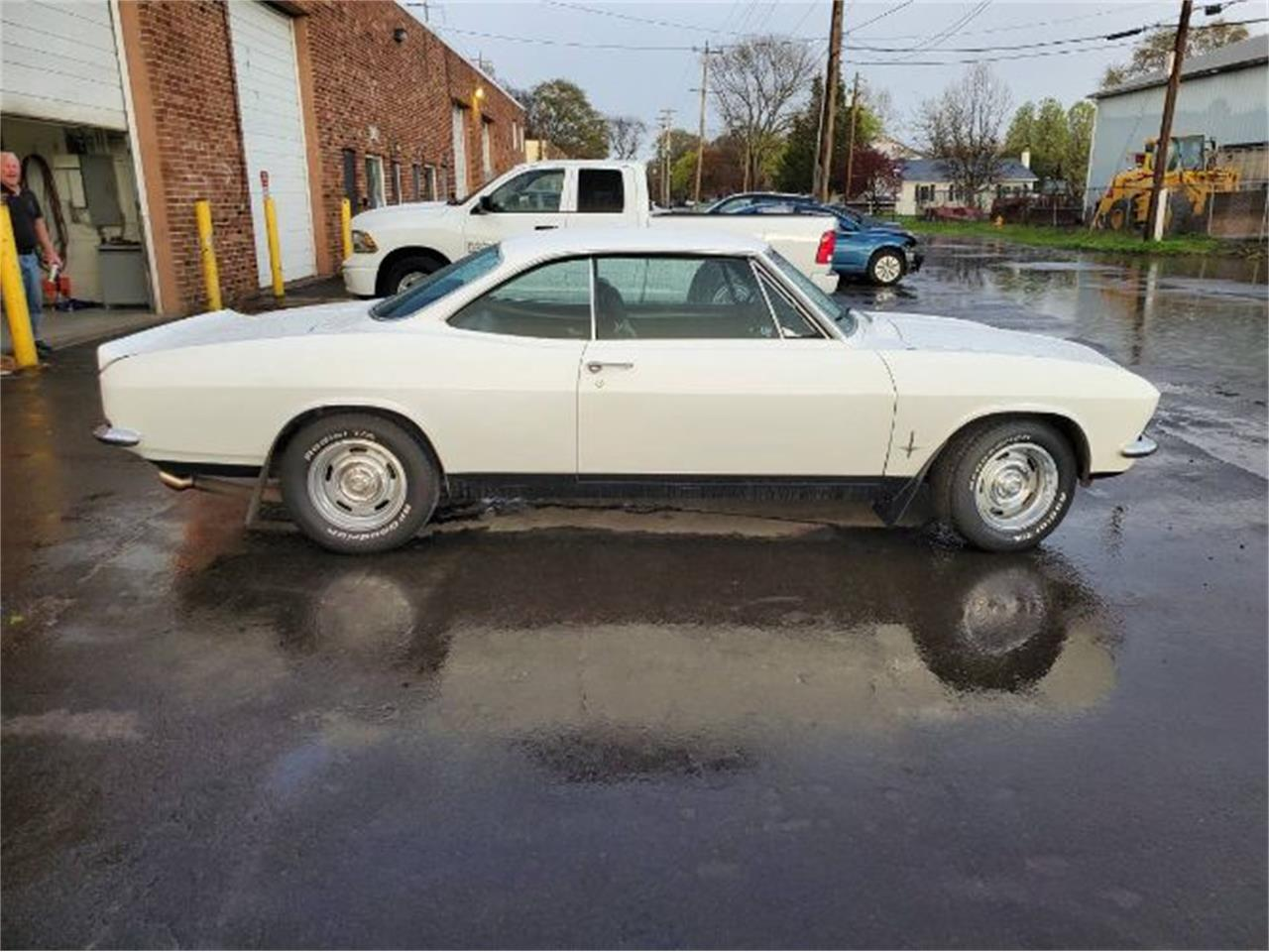 1966 Chevrolet Corvair (CC-1421067) for sale in Cadillac, Michigan