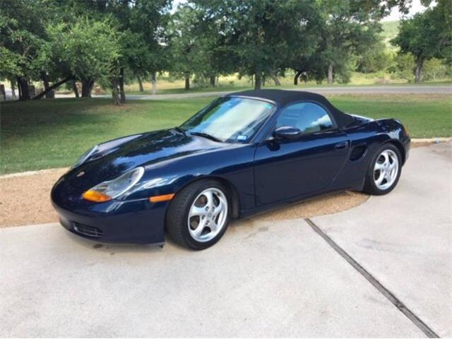 1999 Porsche Boxster (CC-1421068) for sale in Cadillac, Michigan