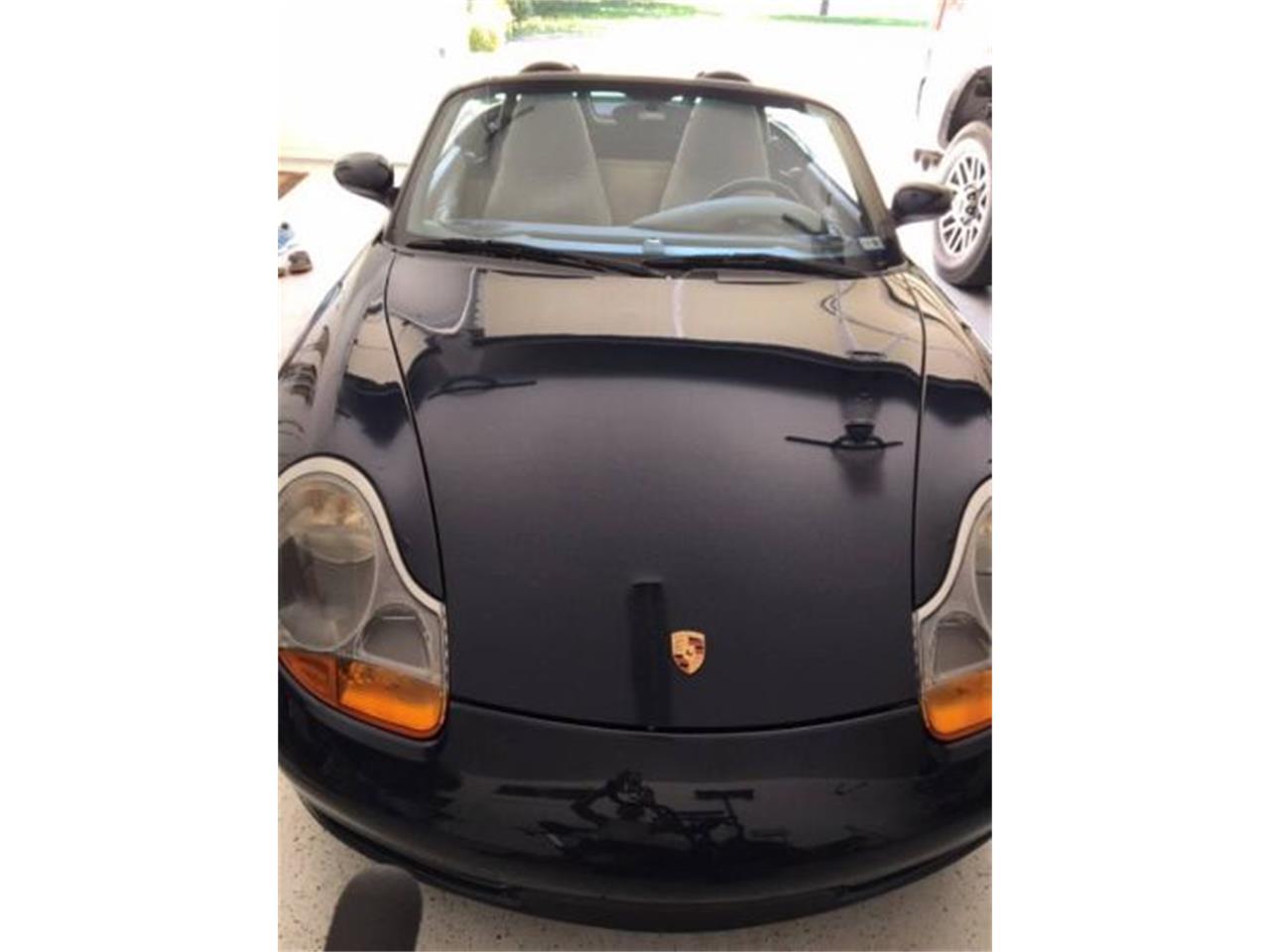 1999 Porsche Boxster (CC-1421068) for sale in Cadillac, Michigan