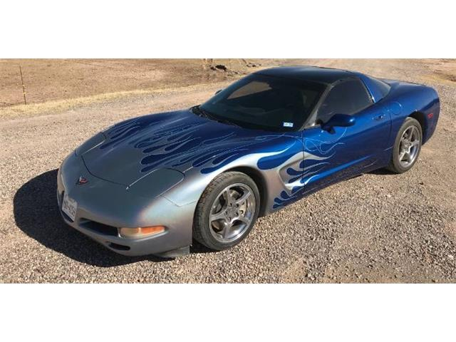 2002 Chevrolet Corvette (CC-1421073) for sale in Cadillac, Michigan