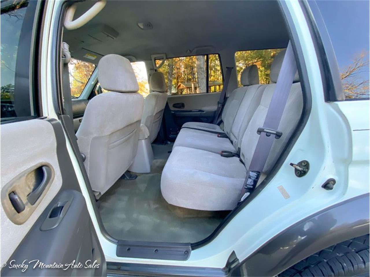 2001 Mitsubishi Montero (CC-1421074) for sale in Lenoir City, Tennessee
