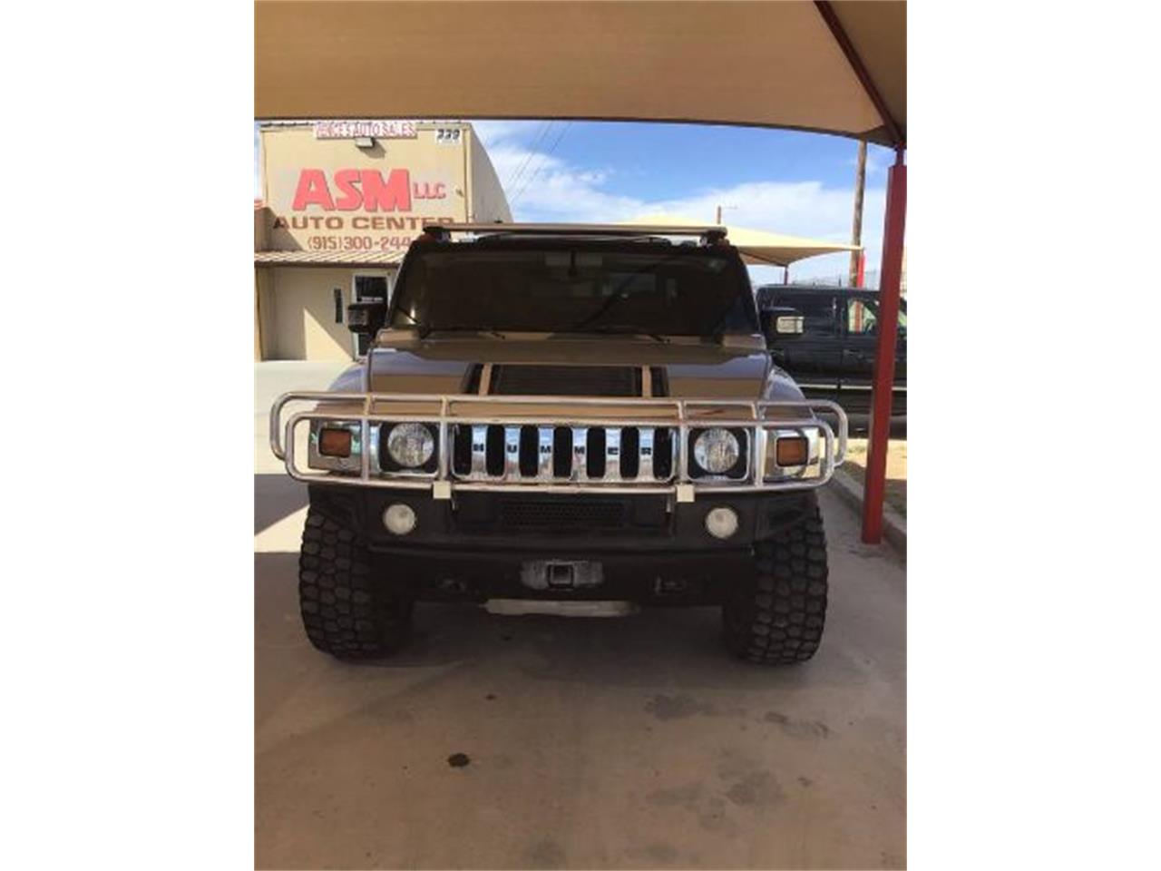 2007 Hummer H2 (CC-1421075) for sale in Cadillac, Michigan