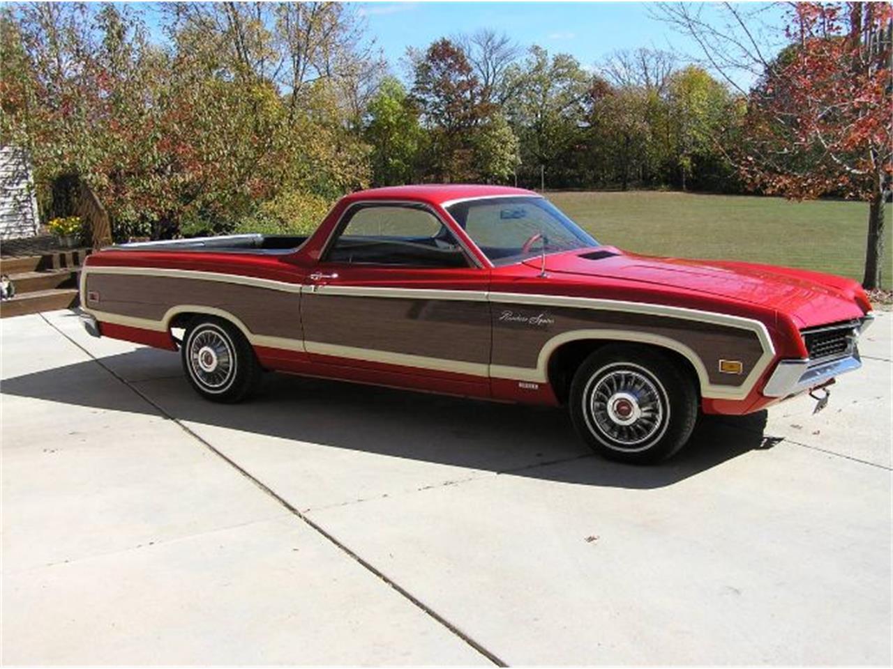 1970 Ford Ranchero (CC-1421079) for sale in Cadillac, Michigan