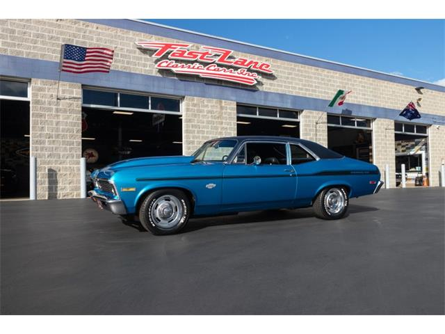 1970 Chevrolet Nova (CC-1421080) for sale in St. Charles, Missouri