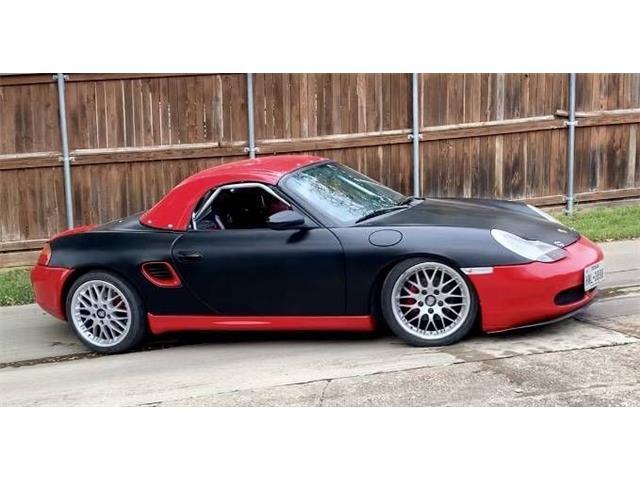 1998 Porsche Boxster (CC-1421083) for sale in Cadillac, Michigan