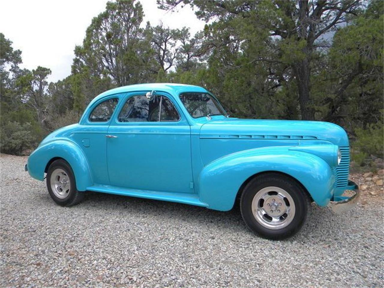 1940 Chevrolet Business Coupe (CC-1421085) for sale in Cadillac, Michigan