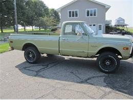 1972 Chevrolet C20 (CC-1421088) for sale in Cadillac, Michigan
