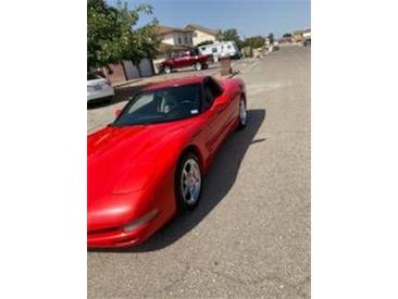 2001 Chevrolet Corvette (CC-1421090) for sale in Cadillac, Michigan
