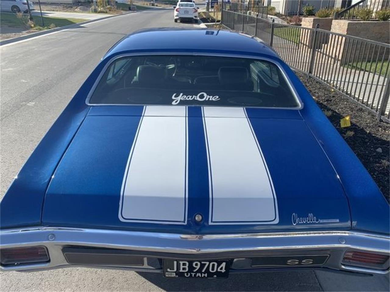 1970 Chevrolet Chevelle (CC-1421091) for sale in Cadillac, Michigan