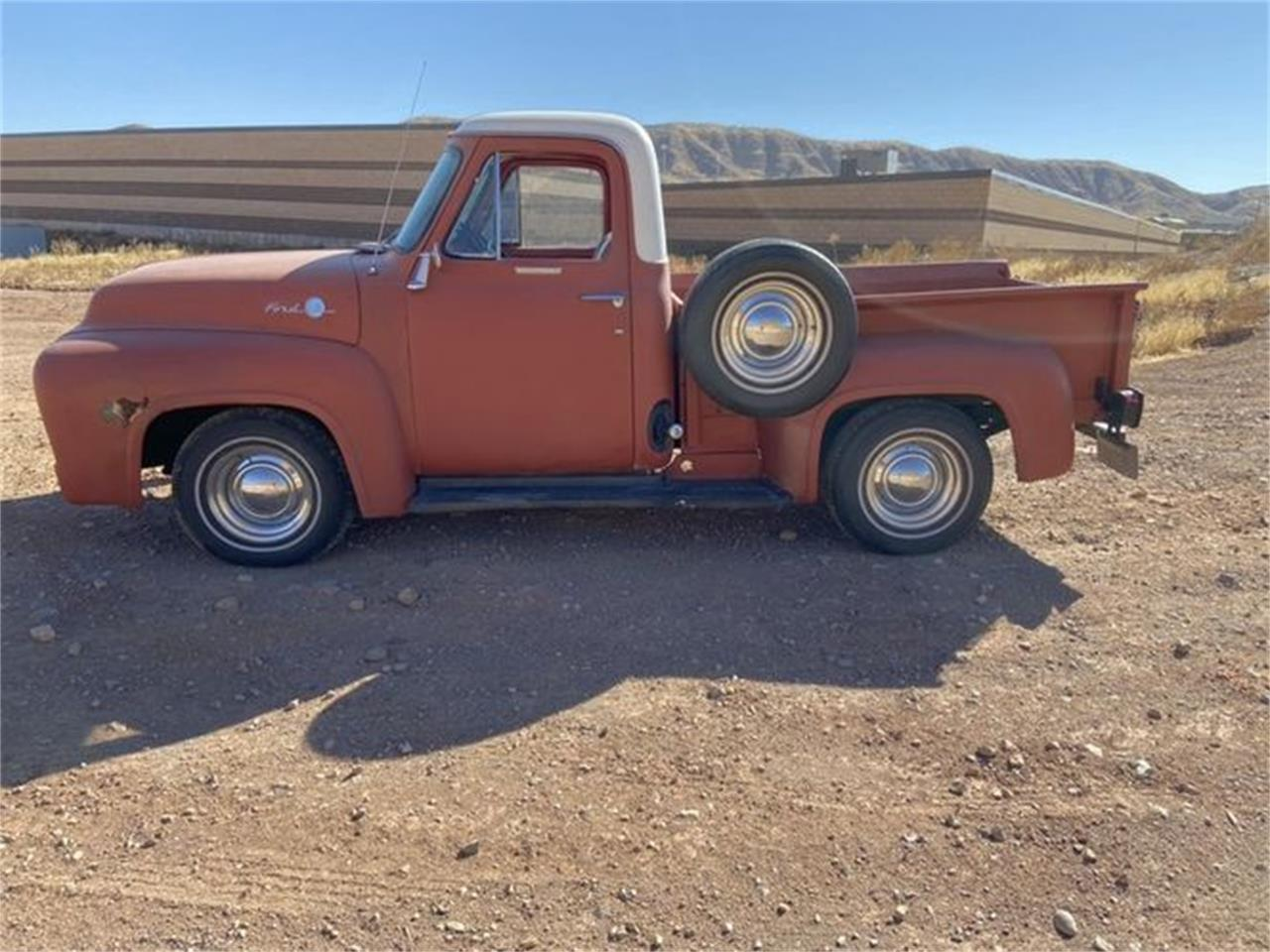 1955 Ford F100 (CC-1421094) for sale in Cadillac, Michigan