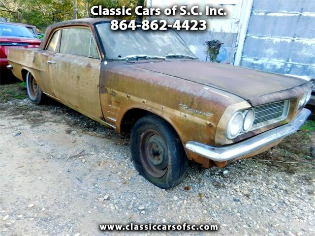 1963 Pontiac Tempest (CC-1421101) for sale in Gray Court, South Carolina