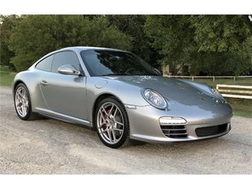 2009 Porsche 911 (CC-1421103) for sale in Cadillac, Michigan