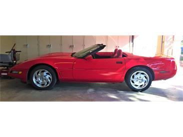 1995 Chevrolet Corvette (CC-1421107) for sale in Cadillac, Michigan