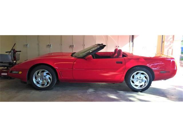 1995 Chevrolet Corvette (CC-1421107) for sale in Cadillac, Michigan