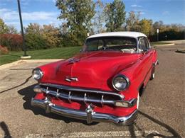 1954 Chevrolet Bel Air (CC-1421108) for sale in Cadillac, Michigan