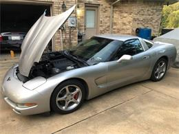 2004 Chevrolet Corvette (CC-1421109) for sale in Cadillac, Michigan