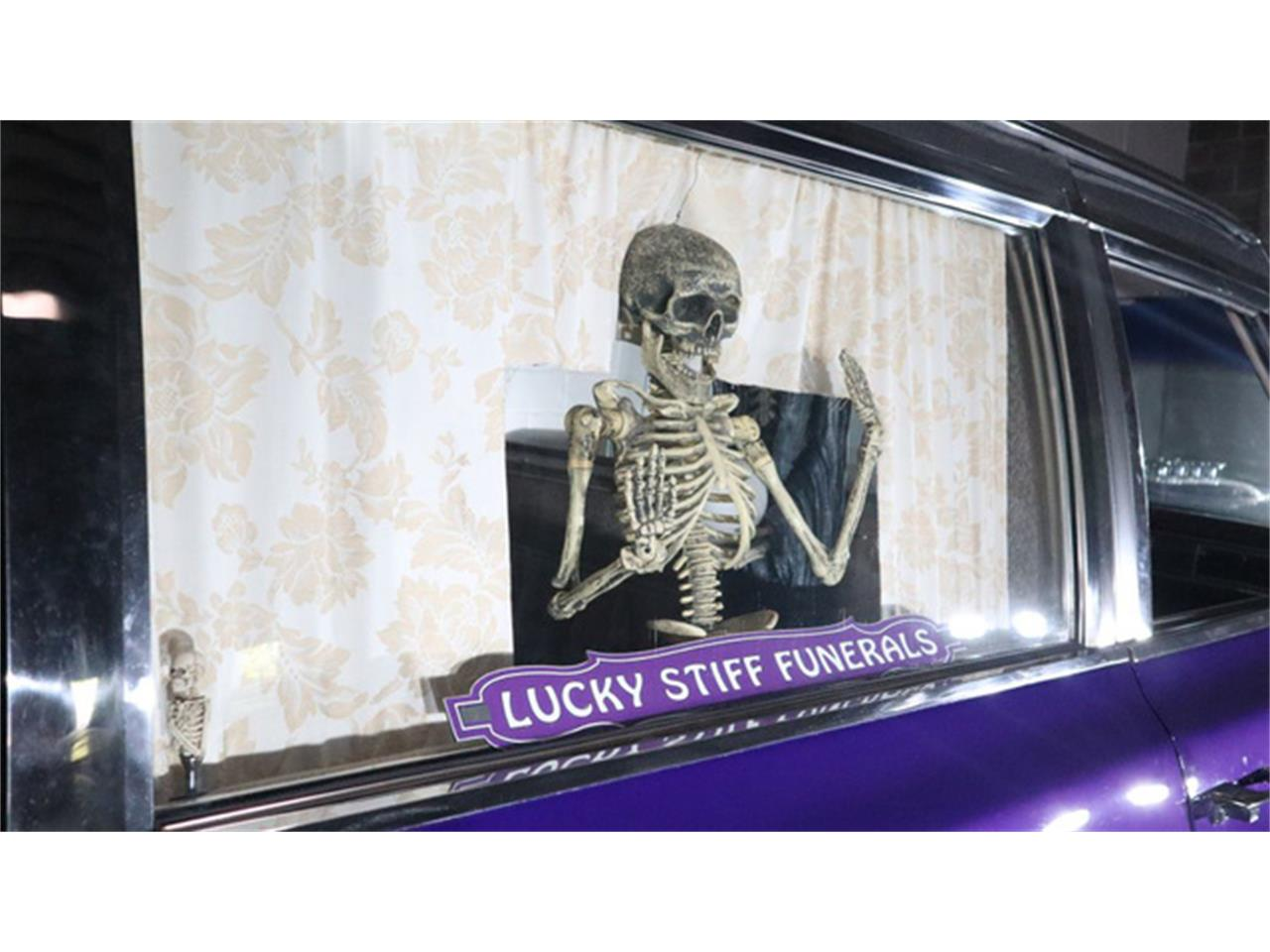 1971 Cadillac Hearse (CC-1421113) for sale in Jackson, Mississippi