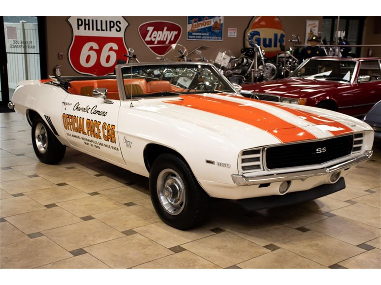 1969 Chevrolet Camaro (CC-1421114) for sale in Venice, Florida