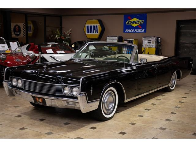1966 Lincoln Continental (CC-1421115) for sale in Venice, Florida